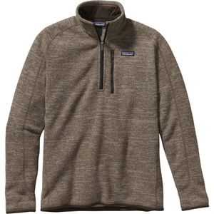 Patagonia Sweaters - Patagonia Mens Better Sweater NWT Pale Khaki Small